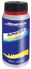 Парафин жидкий Holmenkol Alphamix YELLOW liquid (+4/0)