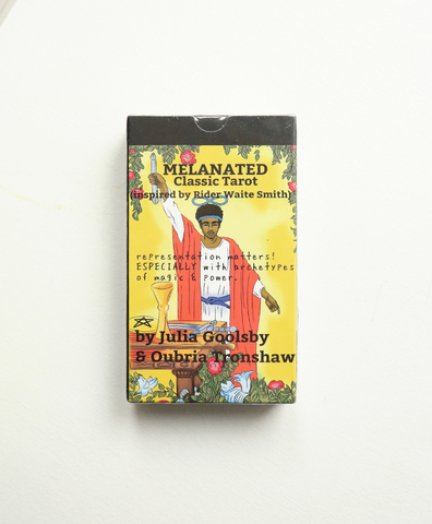 Карты Таро Melanated Classic Tarot