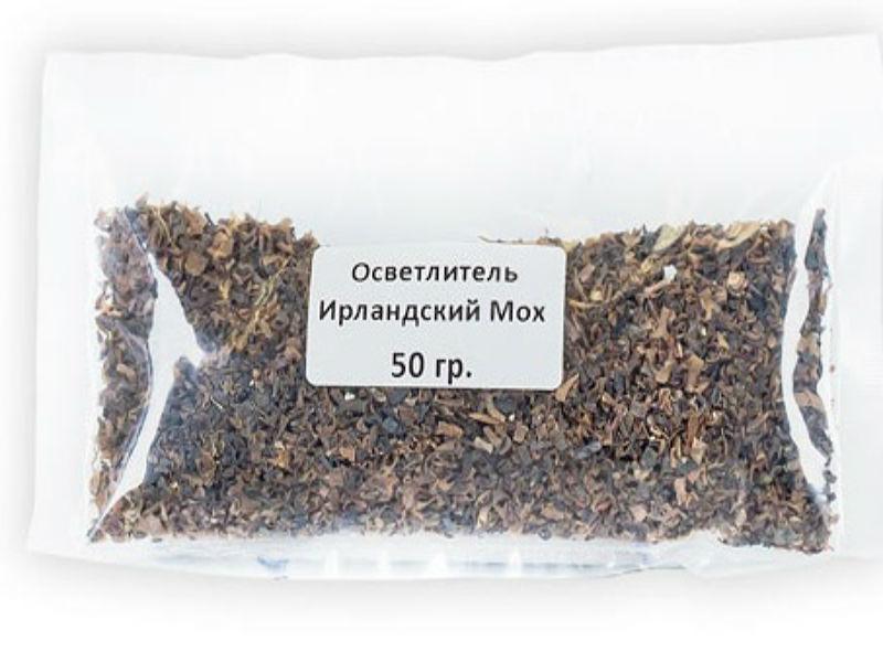 Ингредиенты пивные Ирландский мох, 50г 9761_P_1484767907244.JPG