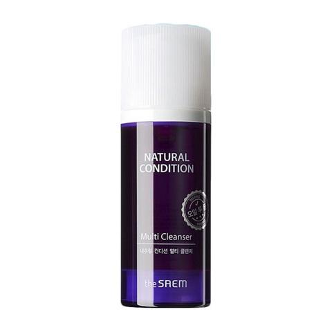 The Saem Natural Condition Multi Cleanser средство для очищения кожи (гидрофильное масло + очищающая пенка)