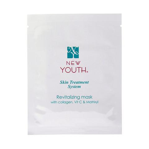 NEW YOUTH | Маска успокаивающая, регенерирующая / Anti-Inflammatory Mask, (5 штук в упаковке)