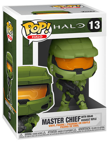 Фигурка Funko POP! Vinyl: Games: Halo Infinite: Master Chief 51102