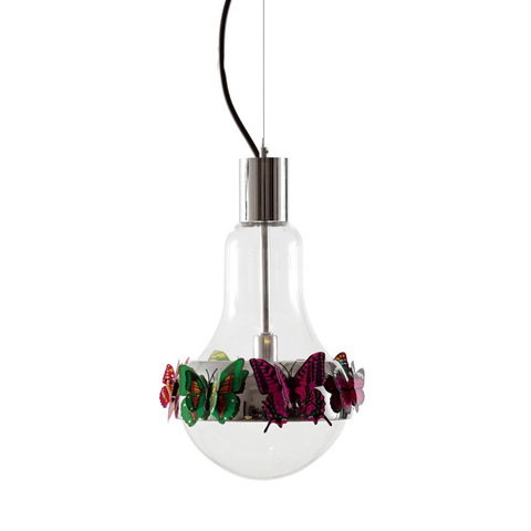 Подвесной светильник копия Flatterby 5 by Ingo Maurer