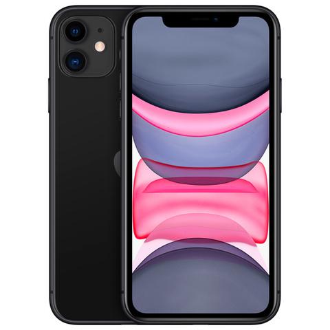 iPhone 11, 256 ГБ, черный