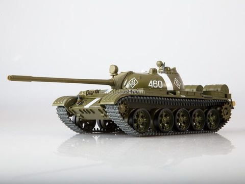Tank T-55 Our Tanks #28 MODIMIO Collections 1:43