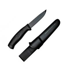 Нож Morakniv Companion Black Blade блистер Stainless (12553)