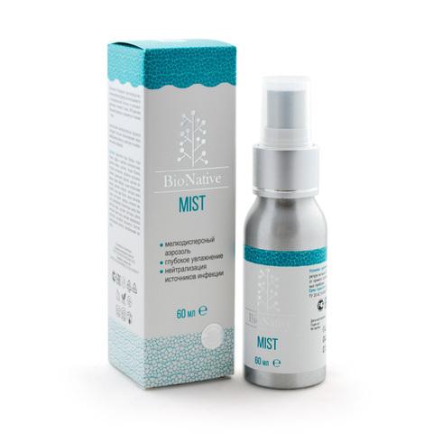 Бионатив Mist спрей антисептический, 60мл (Сашера Мед)