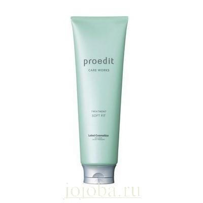 Lebel Proedit Home Charge: Маска для сухих и жестких волос (Proedit Hair Treatment Soft Fit), 250мл/600мл/1л
