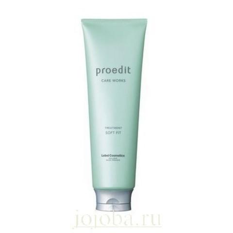 Lebel Proedit Home Charge: Маска для сухих и жестких волос (Proedit Hair Treatment Soft Fit)