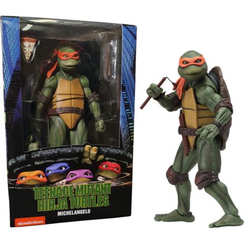 Фигурка NECA Teenage Mutant Ninja Turtles - Michelangelo (1990 Movie)