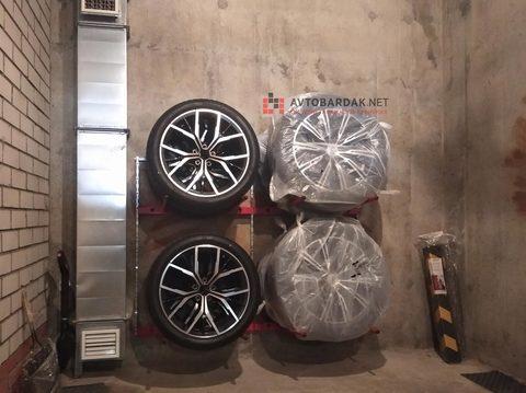 Модуль IF — кронштейн для велосипедов на стену