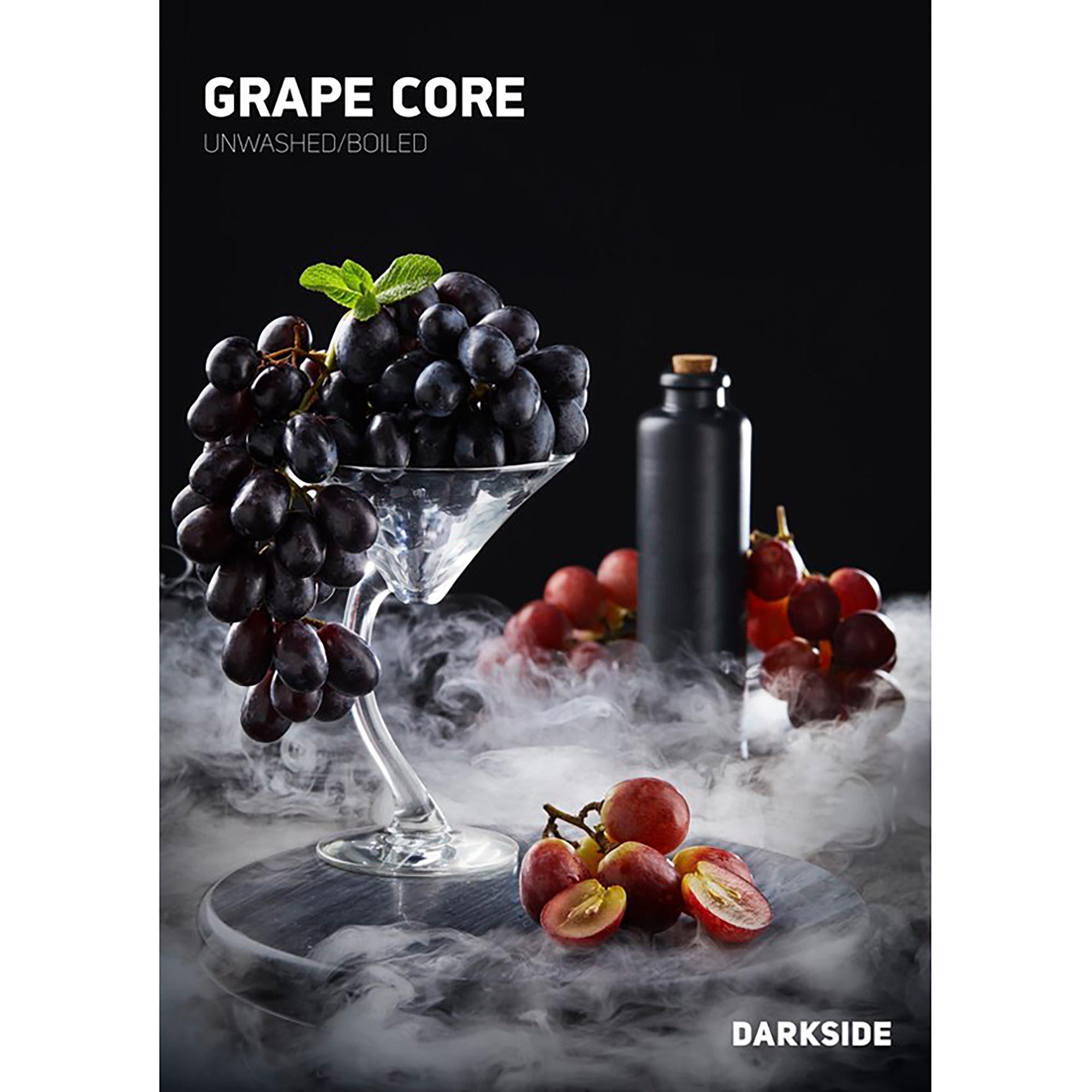 Табак для кальяна Dark Side Core Grape Core, магазин FOHM