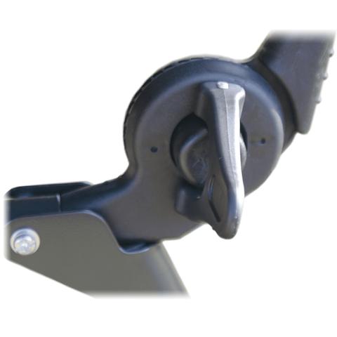 Раскладушка BTrace Titan 8 ножек