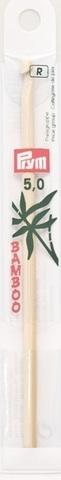Prym Крючок вязальный (бамбук), № 3.5