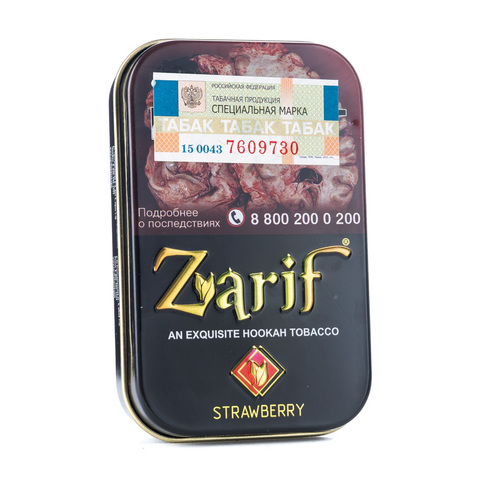 Табак Zarif Strawberry (Клубника) 50 г