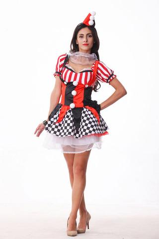 Харли Квинн женский костюм