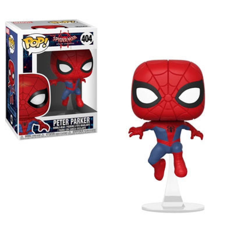 Фигурка Funko POP! Bobble: Marvel: Animated Spider-Man: Spider-Man 34755