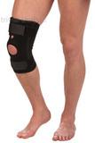 Компрессионный коленный бандаж с 4 элементами для усиленной фиксации
