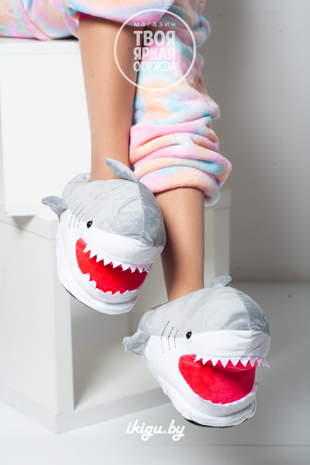"Каталог Тапочки ""Тигровая Акула"" shark2.jpg"