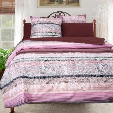Комплект постельного белья семейный Велюр Валентино