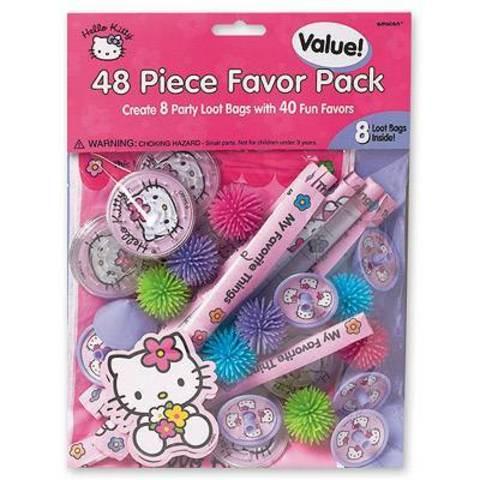 Игрушки для подарков Hello Kitty,8персон