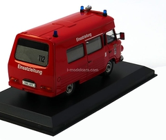 Barkas B1000 SMH-3 Feuerwehr Salzwedel 1984 IST169T  IST Models 1:43