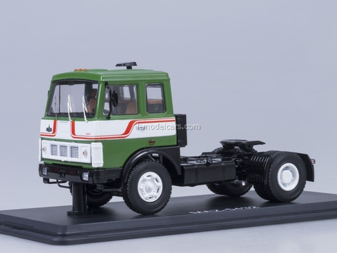 MAZ-5432 road tractor early Autoexport Start Scale Models (SSM) 1:43