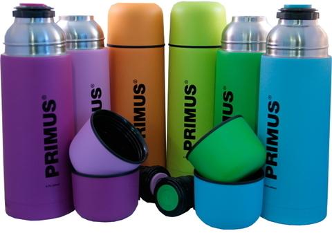 Картинка термос Primus Vacuum bottle 0.75L Зеленый - 2