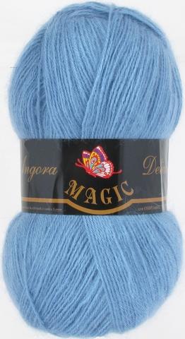 Пряжа Angora Delicate Magic 1114 Джинсовый - купить в интернет-магазине недорого klubokshop.ru