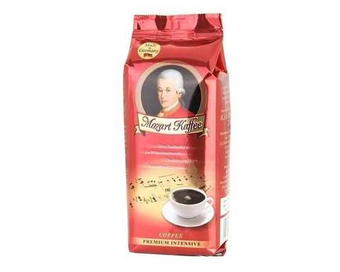Кофе молотый J.J. Darboven Mozart Kaffee Intensive, 250 г