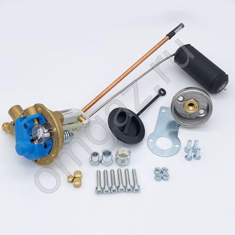 Мультиклапан Tomasetto AT00 D.315 30° с ВЗУ