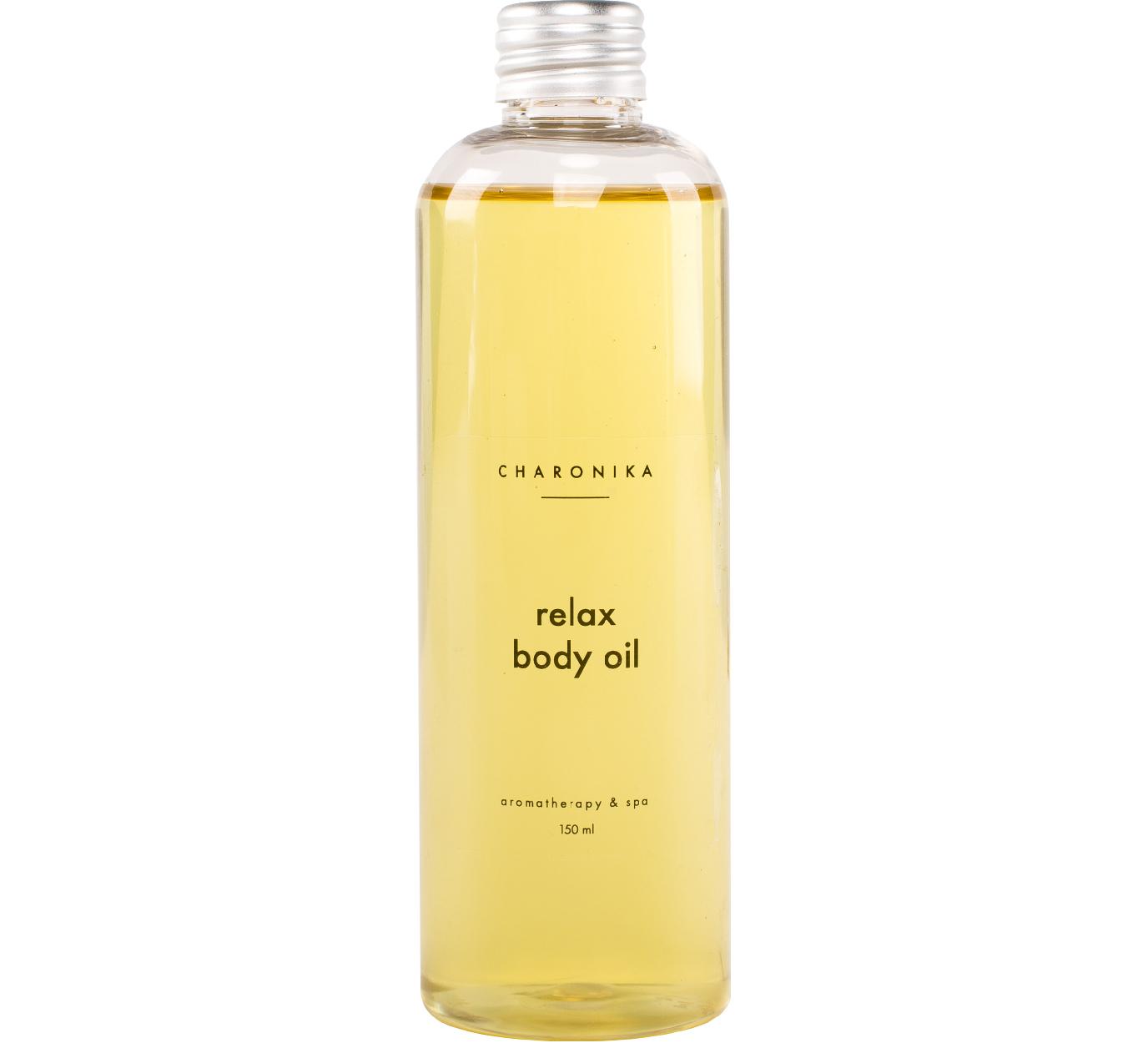 Масло CHARONIKA Anti-cellulite body oil для тела антицеллюлитное 150 мл
