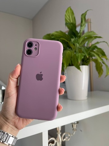 iPhone 12 Pro Max Silicone Case Full Camera /blueberry/