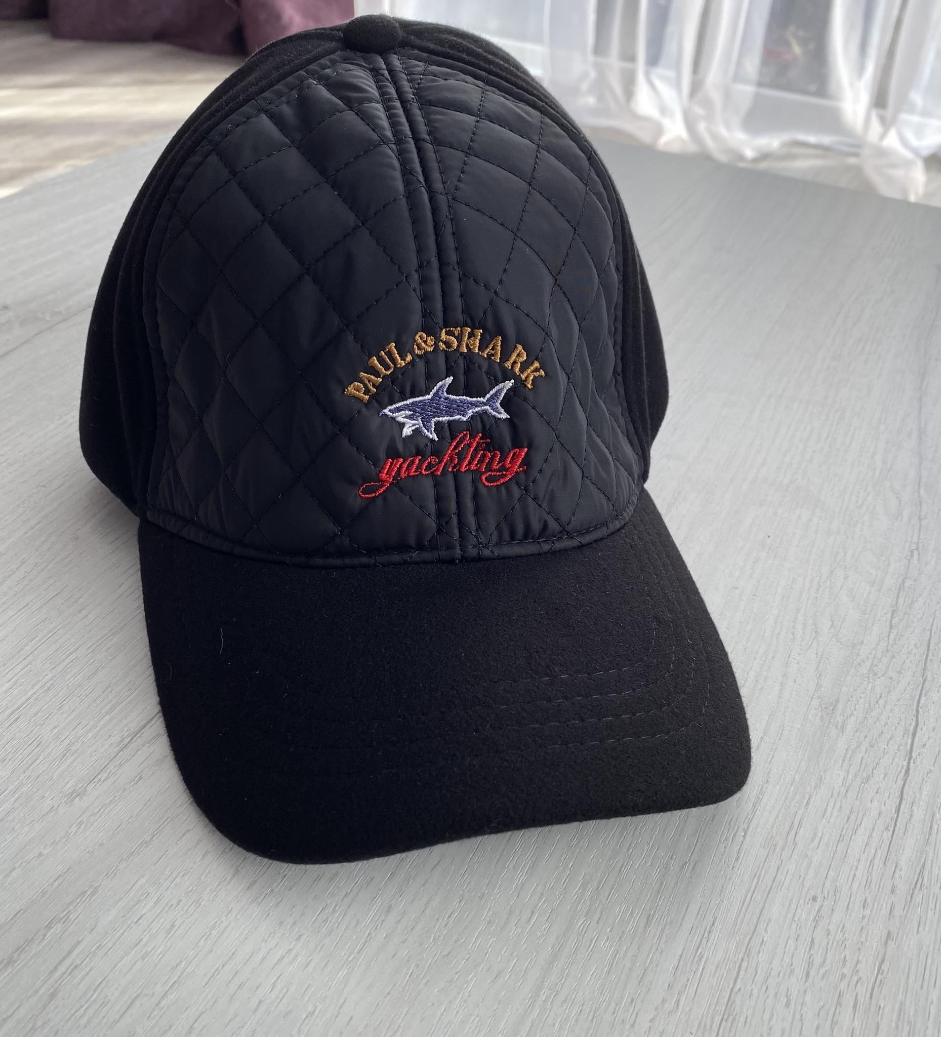 "Мужские шапки и кепки Paul Shark Утепленная кепка""Paul and Shark"" №3 DBF6C476-655D-4166-B97D-FECECEEE0EED.jpeg"