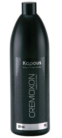 Кремообразная окислительная эмульсия, Kapous CremOXON 9%,1000 мл