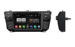 Штатная магнитола FarCar s170 для Toyota Corolla 13+ на Android (L307)