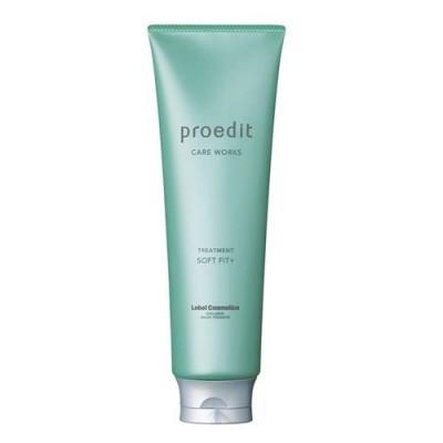 Lebel Proedit Home Charge: Маска для объема сухих и жестких волос (Proedit Hair Treatment Soft Fit Plus), 250мл/600мл/1л