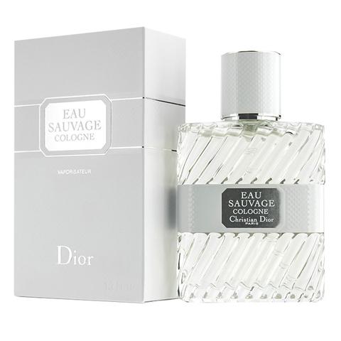 Christian Dior: Eau Sauvage Cologne мужской одеколон edc, 100мл