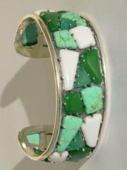 Канди (серебряный браслет)