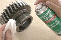 LOCTITE SF 7063 Очиститель быстродействующий для пластмасс, металлов
