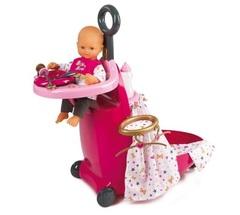 Smoby Игровой набор для куклы в чемоданчике (220316)