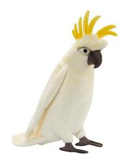 Hansa Какаду белый, 32 см (2654)