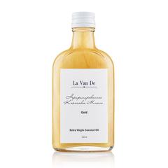 La Van De Нерафинированное Кокосовое масло для загара Gold