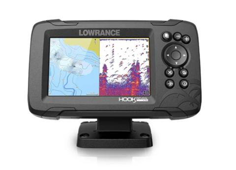 Lowrance Hook 5 reveal