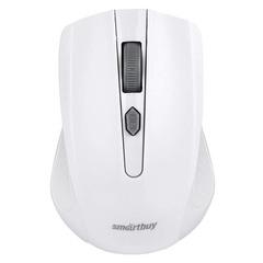 Мышь беспроводная SBM-352AG-W белый SMARTBUY