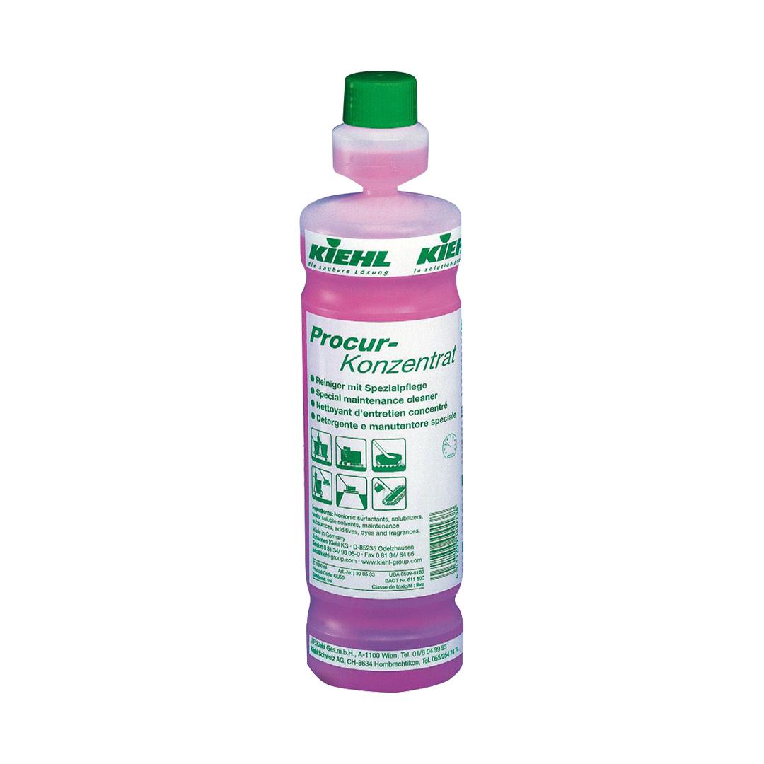 Procur-Konzentrat средство для чистки и ухода со спец.защитным эффектом 1л