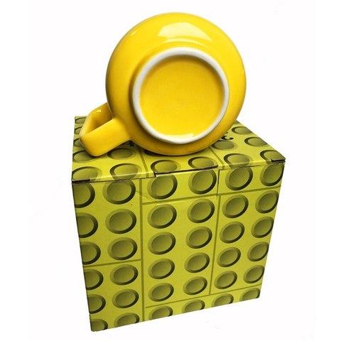 Лего кружка минифигурка