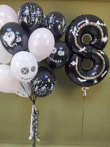 Оформление шарами на День Рождения Москва