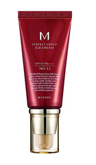 Тональный крем MISSHA M Perfect Cover BB Cream SPF42/PA+++ тон 13 / Bright Beige,  50мл