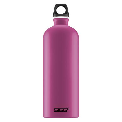 Бутылка Sigg Traveller (1 литр), розовая